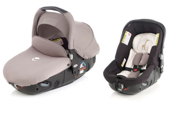 voitures ayant systeme isofix